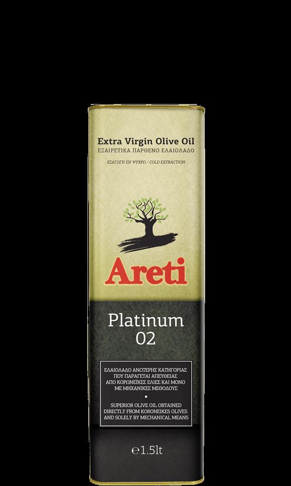 Ελαιόλαδο Αρετή Platinum 1.5L